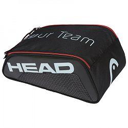 Taška na obuv Head Tour Team Shoe Bag Black/Grey 2020