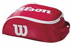 Taška na obuv Wilson Tour IV Shoe Red/White