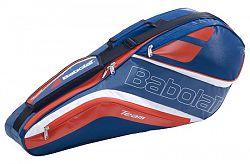 Taška na rakety Babolat Team Line X4 Badminton 2019