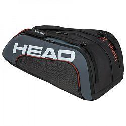 Taška na rakety Head Tour Team 12R Monstercombi Black/Grey 2020