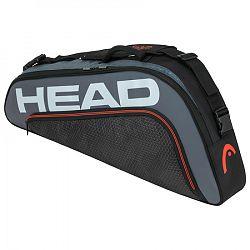 Taška na rakety Head Tour Team 3R Pro Black/Grey 2020