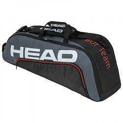 Taška na rakety Head Tour Team 6R Combi Black/Grey 2020