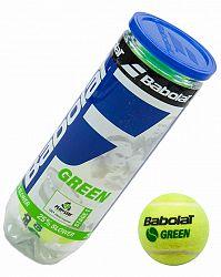 Tenisové lopty detské Babolat Green (3 ks) - 7-9 rokov