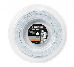 Tenisový výplet Head Challenge White (200 m)