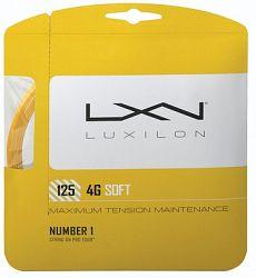 Tenisový výplet Luxilon 4G Soft 1.25 mm