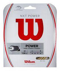 Tenisový výplet Wilson NXT Power