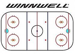 Trénerská tabuľa WinnWell 110x80 cm