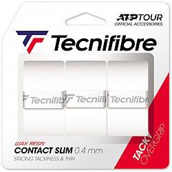 Vrchná omotávka Tecnifibre ATP Contact Slim White