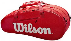 Wilson Super Tour 2 Compartment Small 2019 Red