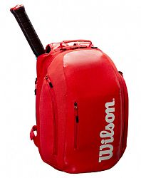 Wilson Super Tour Backpack 2019 Red